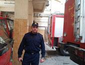 اندلاع حريق بمستشفى حلوان وانتقال 3 سيارات إطفاء للسيطرة عليه