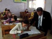بدء امتحانات النقل للفصل الدراسى الأول بجنوب سيناء