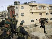 قوات الإحتلال تعتقل 6 فلسطينيين فى طولكرم