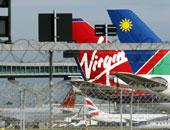 تأخير رحلات بمطارى هيثرو وجاتويك فى لندن بسبب مشاكل فى المراقبة الجوية