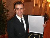 معلومة رياضية.. تامر صلاح صاحب أول ميدالية أولمبية للتايكوندو