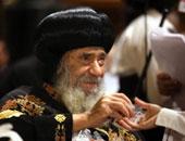 الكنيسة: البابا تواضروس لم يصدر توجيهات ببيع مقتنيات البابا شنودة