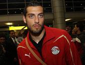 محمد بسام يغيب عن أولى مواجهات المنتخب العسكرى بكأس العالم