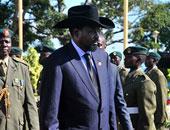 سلفاكير يصل الخرطوم للمشاركة فى الاحتفال بتوقيع اتفاقية سلام جنوب السودان