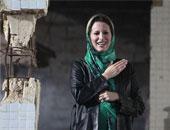 القضاء الأوروبى يرفع اسم عائشة القذافى من القائمة السوداء
