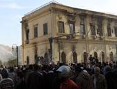 أحداث فى سجل الإخوان الأسود.. حرق المجمع العلمى وخسارة وثائق تاريخية نادرة