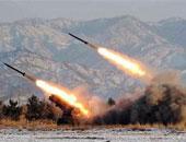 سقوط صاروخى كاتيوشا قرب المنطقة الخضراء فى بغداد