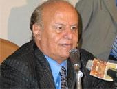 الرئيس اليمنى يبحث مع المبعوث الأممى لدى بلاده الوضع فى اليمن