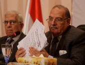 عبد المعز إبراهيم: 31 صوتا فقط حالت دون ترشح عمر سليمان للرئاسة