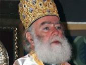 البابا ثيودروس الثانى لسامح شكرى: البحر المتوسط ملك لمن يسعى إلى السلام