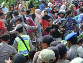 آلاف يحتشدون فى إندونيسيا ضد التعصب العنصرى والدينى