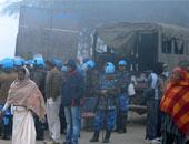 مقتل ستة وإصابة 150 فى تسرب غاز الأمونيا من ناقلة فى الهند