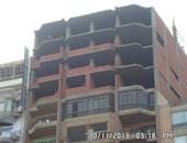 ضبط 34 مخالفة بناء بدون ترخيص بمركز سمسطا جنوب بنى سويف