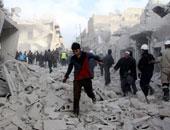 مقتل اثنين فى ضربة إسرائيلية بطائرة بدون طيار بسوريا