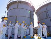 وفد من خبراء وكالة الطاقة الذرية يزور اليابان لمراقبة النشاط الإشعاعى