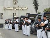 تموين الإسكندرية تضبط مصنعا غير مرخص لمناديل مبللة و23 كيلو لحوم فاسدة