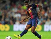 سونج يعود إسبانيا لحسم مستقبله مع برشلونة
