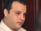 """الفنان تامر عبد المنعم: كل من دافع عن """"مالك وشادى"""" له صورة مع البرادعى"""