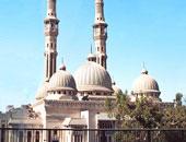 """""""الأوقاف"""" تفتتح منفذًا مركزيًا لبيع مواد غذائية وتموينية فى مسجد النور"""