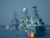 سفن روسية تهاجم داعش من بحر القزوين.. وبوتين:سنساند قوات الأسد البرية
