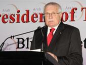 إصابة رئيس التشيك السابق بفيروس كورونا