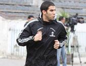 """شريف إكرامى بعد فوز الأهلى: """"أفتقد فرحة الفوز بسبب إصابة عبد الله السعيد"""""""