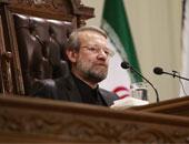 """وكالة مهر الإيرانية: إعادة انتخاب """"لاريجانى"""" رئيسا لمجلس الشورى الإيرانى"""