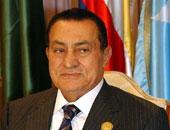 الرئيس الأسبق مبارك: لا صحة لقبول مصر توطين الفلسطينيين بالأراضى المصرية