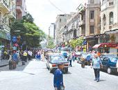 حكاية شارع عبد العزيز..هدية ملكية من خديوى مصر تحولت لسوق أجهزة كهربائية