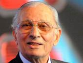 """""""يكفينى شرف التمثيل معه"""".. هكذا تمنى الزعيم العمل مع الراحل عمر الحريرى"""