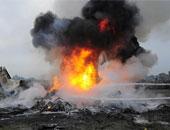 مصرع 5 أشخاص فى حادث تحطم طائرة خفيفة بولاية كاليفورنيا الأمريكية
