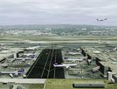 اضطراب فى مطار لوس أنجلوس بسبب الرياح وتكدس الركاب