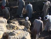 حبس 4 أشخاص بينهم مندوب شرطة 4 أيام بتهمة التنقيب عن الآثار بدار السلام