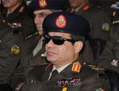 السيسى يشهد إجراءات تفتيش ورفع كفاءة أحد تشكيلات المنطقة العسكرية