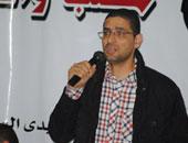 """بعد فوزه بالانتخابات.. محمد أبو حامد: """"أنا خدام البلد.. ومساند للرئيس"""""""