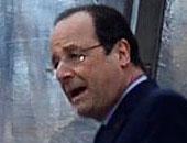 أولاند يشهد بقضية مقتل صحفيين فرنسيين بمالى فى 2013