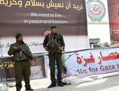 قائد الشرطة الفلسطينية يدعو حماس إلى نزع سلاحها لانجاح المصالحة