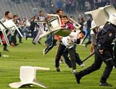 الرقابة المالية تُحمل الأندية خسائر شغب الملاعب بوثيقة تأمين الأنشطة الرياضية
