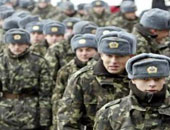مقتل خمسة جنود أوكرانيين وجرح أربعة أخرين فى الشرق الانفصالى