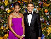 باراك وميشيل أوباما يسجلان مواد صوتية تتناول مواضيع واسعة النطاق