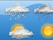 طقس اليوم معتدل بسواحل الشمال مائل للحرارة بالوجه البحرى والقاهرة 33
