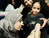 مديرية الصحة بالإسكندرية تعلن استعدادها لحملة التطعيم ضد مرض الحصبة