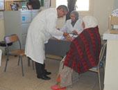 الرعاية الصحية: الكشف على 1100 مواطن خلال 4 أيام لحملة اطمن على صحة عظامك