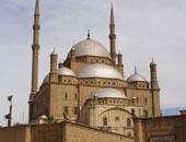 """""""الآثار"""" تشكل لجنة لمعاينة الهبوط الأرضى  بطريق المارة بقلعة صلاح الدين"""