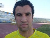 عبد الحميد سامى يعود للمقاصة بعد انتهاء إعارته للشرطة العراقى