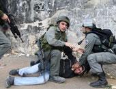 الاحتلال الإسرائيلى يغلق مداخل جنوب نابلس بحجة إلقاء حارقات على مستوطنين