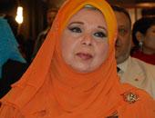 الفنانة مديحة حمدى تهدى مقتنياتها لمتحف المركز القومى للمسرح