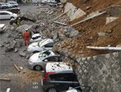 مخاوف من انهيار 12 ألف بناية أخرى جراء زلزال اليابان