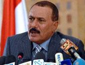 على عبد الله صالح يتوعد الحوثيين برد عنيف حال منع دخول أنصاره إلى صنعاء