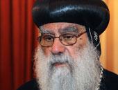 الكنيسة الأرثوذكسية تنفى شائعة وفاة الأنبا باخوميوس مطران البحيرة